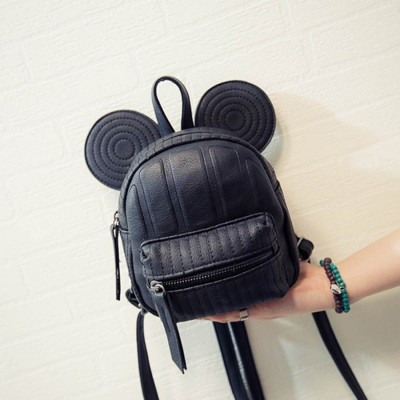 New Leather Backpack Ladies Fashion Backpack Woman Backpack Small Women Mini Backpack Bags