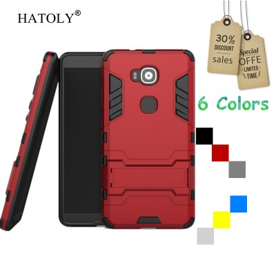 Cover Huawei G8 Case Rubber Robot Armor Protective Hard Back Phone Case for Huawei G8 Cover for Huawei Ascend G8 Case
