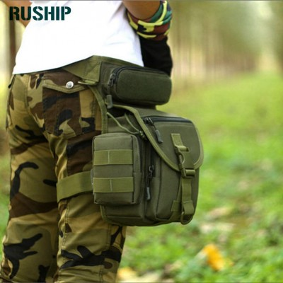 Waist Packs for Hiking Waterproof Nylon Motorcycle Rider Drop Leg Bag Men Women Vintage Travel Hip Bum Fanny Bags Cell Phone Case Purse Belt Waist pack Best Hiking Bags online