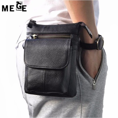 Waist Packs for Hiking Unisex Multifunction Genuine Leather Travel bags Funny Leg pack Men Waist Pack Waist Bag, Outdoor Sports EDC Pouch Best Hiking Bags online