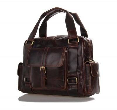 2017 Real Limited Zipper Mens Genuine Leather Briefcase Shoulder Bag Handbag Totes Crossbody Men Messenger Laptop Business