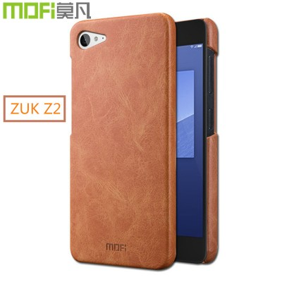 Lenovo zuk z2 case MOFi original zuk z2 cover hard PU leather back case accessories luxury coque capa shell housing 5.0 inch