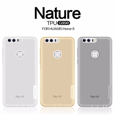 Huawei Honor 8 case TPU Transparent soft case for Huawei Honor 8 Luxury back cover with retailed package