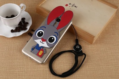 Meizu M2 Mini Case Cover 3d stereo judy rabbit Soft Back Cover Phone Case For Meizu M2 Mini 5.0 inch Phone Cases For meizu