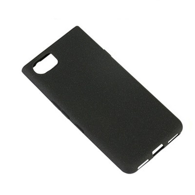 Blackberry Keyone Case New Soft Matte TPU Silicone Phone Cover for Blackberry KEYone Case Black Ultrathin Back Bag for Black Berry PRESS