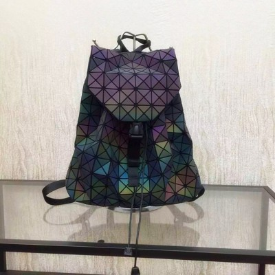2017 New Bao bao women nano bag Diamond Lattice Tote geometry Quilted backpack  sac bags  women The chameleon series