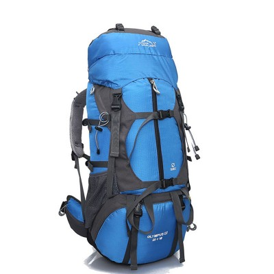 lightweight hiking backpack Professional Hiking Backpack Camping Outdoor 65L Travel Bag Field Pack Men and Women Shoulder  waterproof hiking backpack