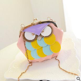 New style owl bag mini bag bolsas femininas bolsas de marcas famosas designer clutch famous brand women clutchmessenger bag 49