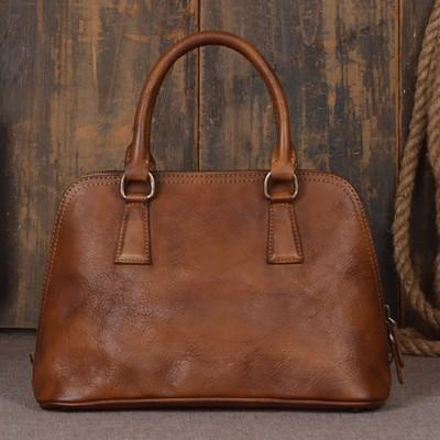 Jonon Fashion Women Leather Handbags Vintage Women Shell Bag 2017 Designer Brand Leather Bags Woman bolsos mujer sac a main
