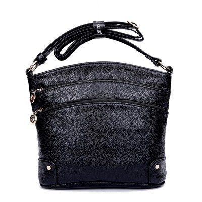 High Quality Genuine Leather Women Crossbody Messenger Bags For Women Shoulder Bag Ladies Handbag Vintage Evening Clutches Bag
