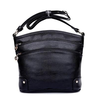 High Quality Genuine Leather Women Crossbody Messenger Bags For Women Shoulder Bag Ladies Handbag Vintage Evening Clutches Bag