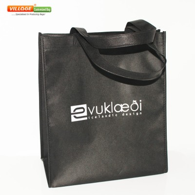 High Quality Custom Reusable Non Woven Bag Shopping Bag With Logo 2017 Hot