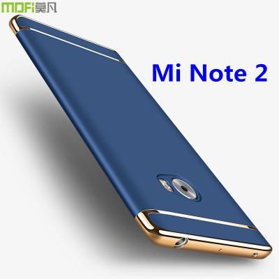 """Xiaomi mi note 2 case cover mi note2 cover accessories luxury MOFi original back capa coque funda assemble housing curved 5.7"""""""