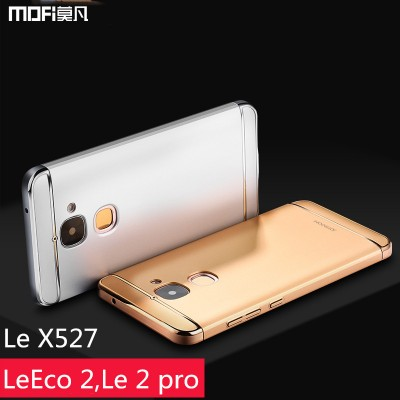 Le X527 case cover Le 2 pro case le 2 cover LeEco MOFi luxury capa coque funda letv 2 back cover rose gold x527 x620 5.5""