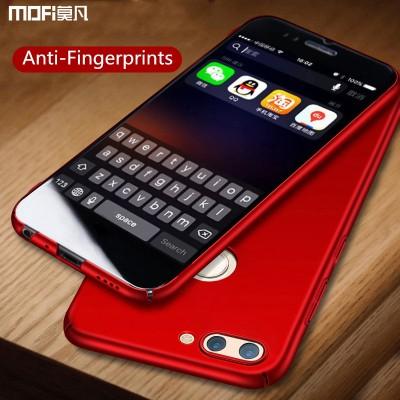 MOFi Case for Huawei nova 2 plus case back cover huawei nova 2 case PC hard red anti-fingerprints capa coque funda nova2 case full cover