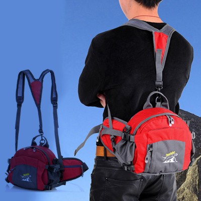Waist Packs for Hiking Outdoor Multi-function  Waist Pack Shoulder Bag Camping Hiking Pouch Bag Best Hiking Bags online