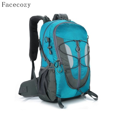 lightweight hiking backpack Unisex Outdoor Traveling Camping Backpack Men&Women Softback Mountaineering Hiking Backpacks 30L Capacity Sports Bags waterproof hiking backpack