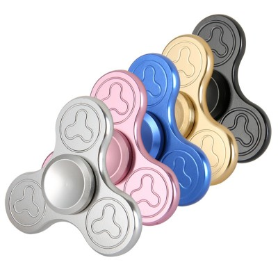 Finger Fidget Toys Aluminum Alloy Made EDC Hand Spinner Fidget Toy Finger Spinner For Autism and ADHD Anxiety Stress Relief Focus Toys Fidget Toys for Children Fidget Toys for Adults
