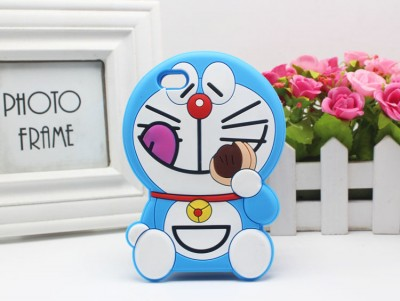 Doraemon Phone Case Doraemon Iphone 6 Case Lovely Cartoon Teddy Bear Patrick Frosted PC Phone Case Cover for iPhone 6 6S 6S 7 plus