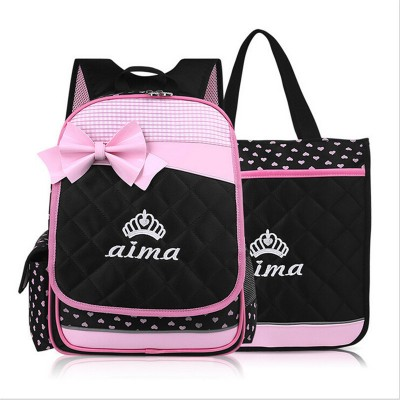 Mochilas Schoolbags 2017 Children School Bags  For Girls Backpack Kid Bag Girl Schoolbook Bag Gift Bags