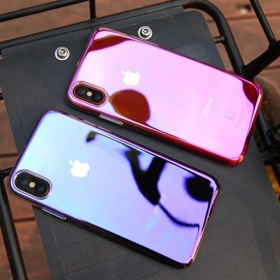 IPhone 8 iPhone 7 7S Plus 6 6S Plus 5 5S Case Blue Light Gradient Phone Cases For iPhone 8 7 6S 6 Plus 5S 5 SE Cover