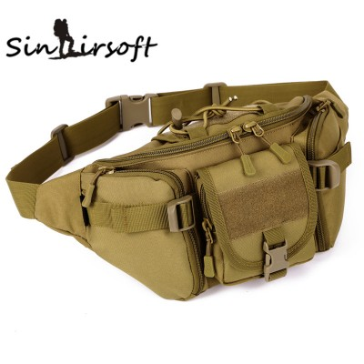 2017 New Molle Military Waist Bags Waterproof  Mobile Money Phone Waist Bags Fanny Pack BELT BAG Military Equipment Bags