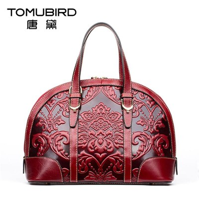 2017 New luxury handbags women bags designer quality genuine leather alligator grain women leather handbags shoulder shell bag