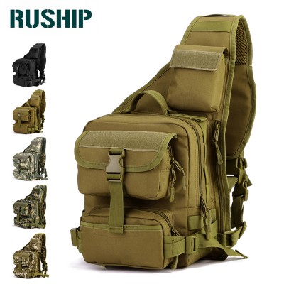 Hiking Backpack Hot Tactical Military Waist Packs Men Multi-function Waterproof Nylon Bag Belt Bags Waist Pack Molle System Best Hiking Bags online