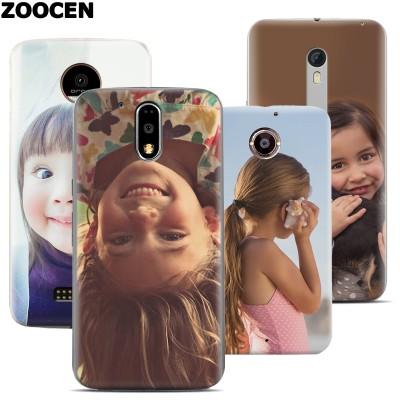 ZOOCEN Personalize For MOTO Custom Diy Durable Plastic Case Cover For Motorola MOTO G4 Plus/X Style Case/X Force Case/G3 Case