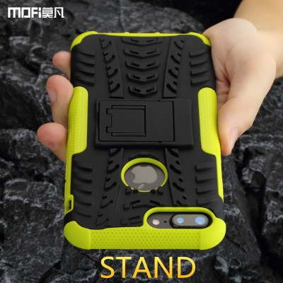 MOFi Case for iphone 7 plus holder stand case Heavy Duty Protection Kickstand capa coque funda full cover Anti-knock