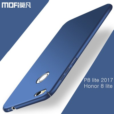 Huawei P8 lite 2017 case Huawei honor 8 lite case cover MOFi original p8 lite 2017 cover pc hard back cover capa coque funda Phone Cases For huawei