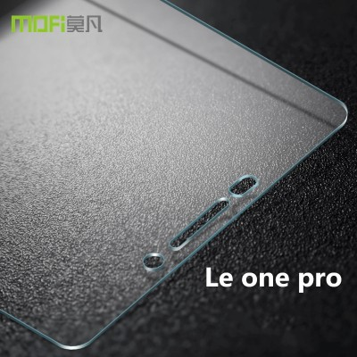letv le 1 pro glass MOFi original le one pro x800 tempered glass letv x800 screen protector 9H HD anti glare letv 1 pro 5.5 inch