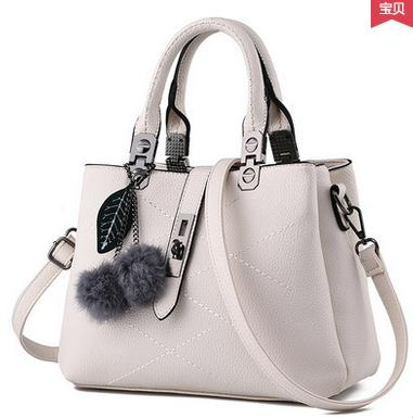 2017 autumn women's handbag fashion bag portable one shoulder cross-body women's bags