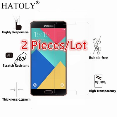 For Glass Samsung Galaxy A5 2016 Tempered Glass for Samsung Galaxy A5 2016 Screen Protector for Samsung A5 2016 HD Glass Film