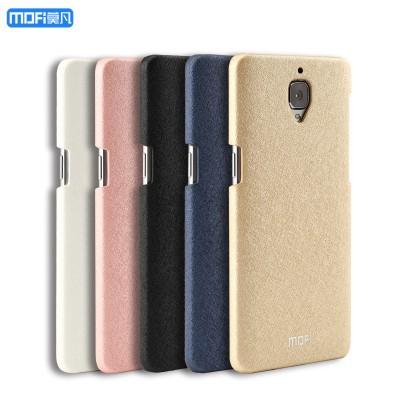 Oneplus 3T case cover oneplus 3 giltter glisten cute gold 3t cover MOFi original hard back case PC brilliant sparkle capa coque