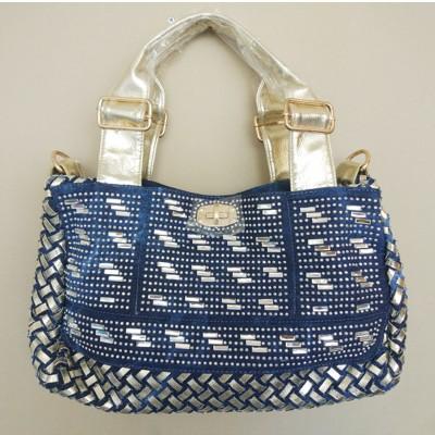 Rhinestone Handbags Designer Denim Handbags women bags handbags famous brands casual messenger bag