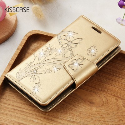 Phone Case for Samsung J5 2016 Cover PU Leather S8 Plus Flip Cover For Samsung Galaxy J510 J5 2016 Case Stent Card Slot
