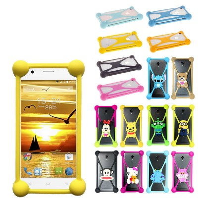 Phone case for Meizu M5c Meilan 5c Soft Silicone Rubber Bumper Cushion Case Cover Protector