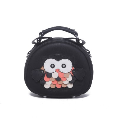 2017 New Fashion Women Bags Owl Chain Bag Luxury Leather Famous Brands Design Handbag Women Messenger Bags