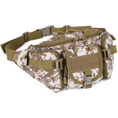 Waist Packs for Hiking Outdoor Hiking Fishing Army Wallet Waist Pack Sports Fanny Pack Men Molle Military Equipment Tactical Waist Bag Best Hiking Bags online
