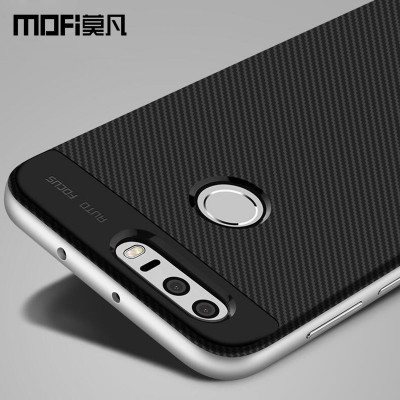 Huawei Honor 8 Case Cover MOFi original silicon Honor 8 cases 5.2 inch phone fundas capa soft TPU back Honor 8 protection