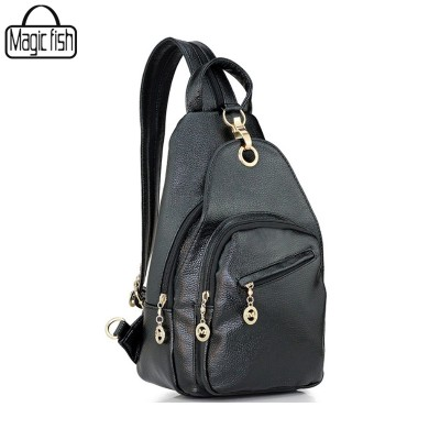 Special Leather Backpack Hot Mini Backpacks For Teenage Girls Good Quality Women Backpack