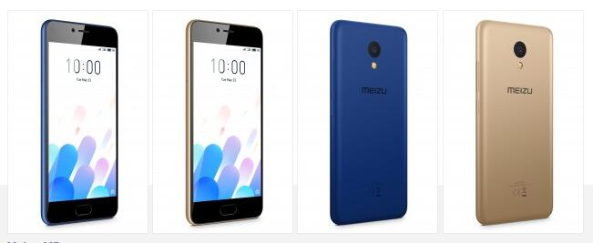 Phone Cases For meizu m5c