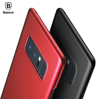 For Samsung Galaxy Note 8 Case  Baseus Luxury Case For Galaxy Note8 Ultra Slim Thin Hard PC Back Cover For Note 8 Coque Capinhas