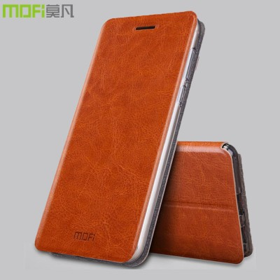 Xiaomi mi5s plus case MOFi original Xiaomi mi 5s plus case mi5s plus flip case cover leather cover capa coque funda housing 5.7""