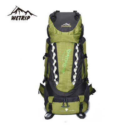 lightweight hiking backpack Hot Outdoor Backpack 80L Hiking Trekking Bag Camping Travel Water-resistant Pack Mountaineering Climbing Bags waterproof hiking backpack