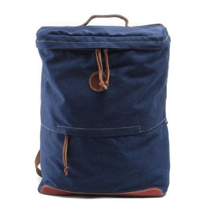 17 Inch Laptop Bag Large Mochila Masculina New Male Backpacks Crazy Horse leather Canvas Backpack Men Travel Vintage Backpack