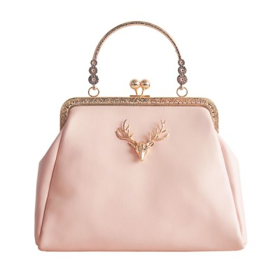 Princess Gothic lolita bag 2017 new handbag bag original simple forest fawn chain portable Shoulder Satchel Purse b0018