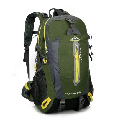 Waterproof Backpack Hiking Backpacks Molle mochilas escalada deportivas Travel Bags Outdoor Climbing Nylon Backpack Camping Bags