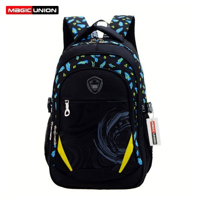 MAGIC UNION Children School Bags Brand Design Child Backpack In Primary School Backpacks For Boys And Girl Mochila Infantil Zip